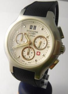 Pánské švýcarské hodinky Swiss Alpine Military by GROVANA 1502.9133 SAM 079fec9dfd