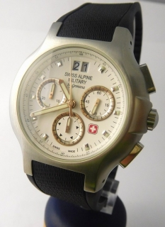 64af9197c78 Pánské švýcarské hodinky Swiss Alpine Military by GROVANA 1502.9133 SAM