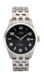 Pánské ocelové vodotěsné hodinky JVD JC644.5 - 10ATM s datumovkou c5be71f568