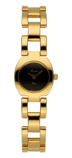 Dámské zlacené hodinky Lacerta 732 022 03 5a23e4658b