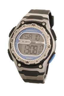 Vodotěsné sportovné digitální hodinky DUNLOP DUN-146-G03 - 10ATM 38fa6e08e5