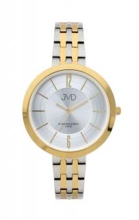 7dc29921c07 Dámské luxusní ocelové náramkové hodinky JVD J4159.2