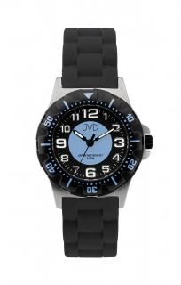 0451a50dfee Chlapecké dětské vodotěsné sportovní hodinky JVD J7168.4 - 5ATM