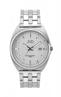 Pánské ocelové čitelné náramkové hodinky JVD J1115.2 - 5ATM 7eb0ed7102