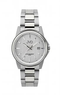 Pánské ocelové čitelné náramkové hodinky JVD J1116.1 - 5ATM c306a6f47d