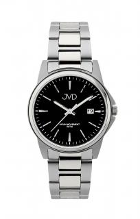 e49be05a648 Pánské ocelové čitelné náramkové hodinky JVD J1116.2 - 5ATM