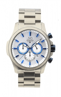5e2d987cd9a Vysoce odolné vodotěsné chronografy hodinky JVD Seaplane CORE JC704.1 -  10ATM