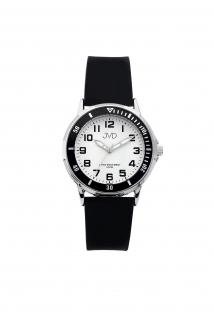 4e447bc9999 Chlapecké dětské voděodolné náramkové hodinky JVD J7181.1 - 5ATM
